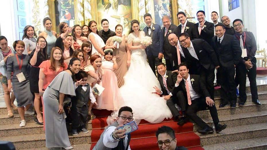 Wunderbar Kristine Hermosa Wedding Gown Ideen - Brautkleider Ideen ...